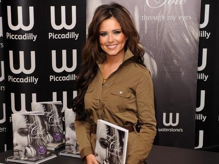 Cheryl Cole signing