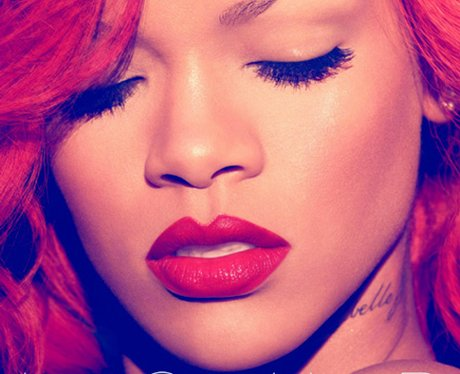 Rihanna's new album cover for 'Loud'