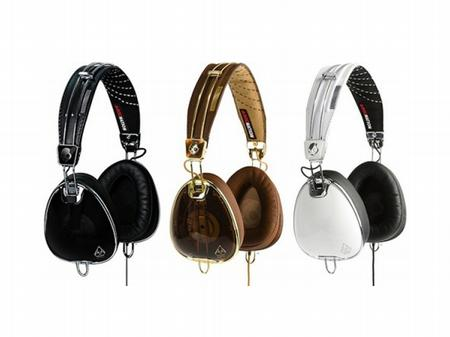 Artist launch headphones