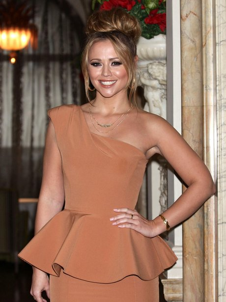 kimberley walsh launches jewellery range