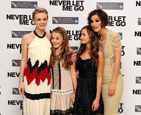 Never Let Me Go premiere
