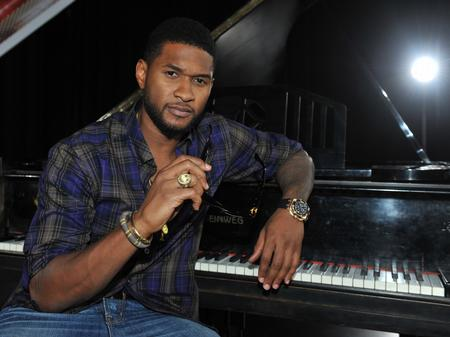 Usher week in pictures
