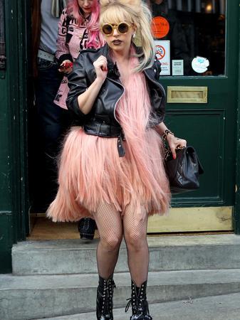 lady gaga in london