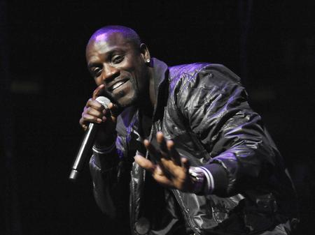akon's career in music