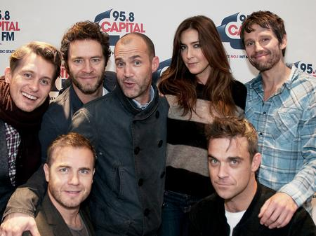 Take That with Johnny and Lisa