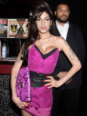 Amy Winehouse Brits make it big in the USA