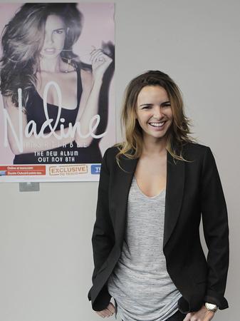 nadine coyla launches album