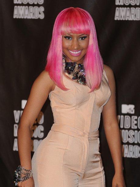Nicki Minaj at the 2010 VMAs