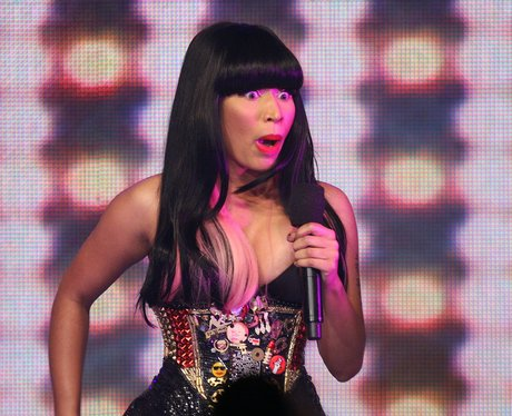 Nicki Minaj performs at the BET's 106 & Party: New