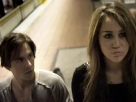 miley cyrus and kevin zegar