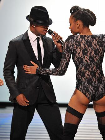 ne-yo soul train awards 2010
