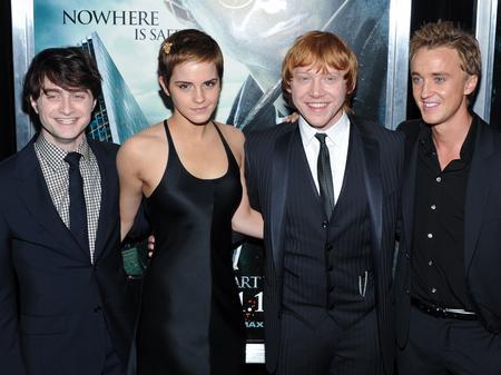 Harry Potter premiere