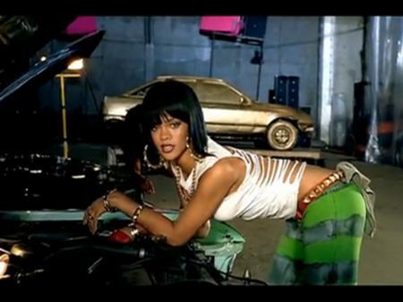 Rihanna Shut Up And Drive