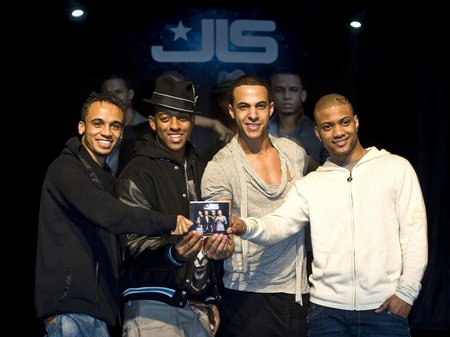JLS Album Launch