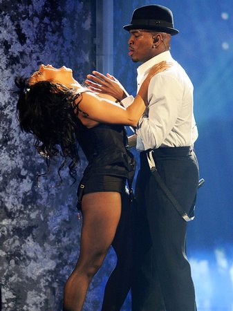 ne-yo live at the american music awards 2010