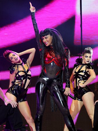 Jingle Bell Ball Nicole Scherzinger