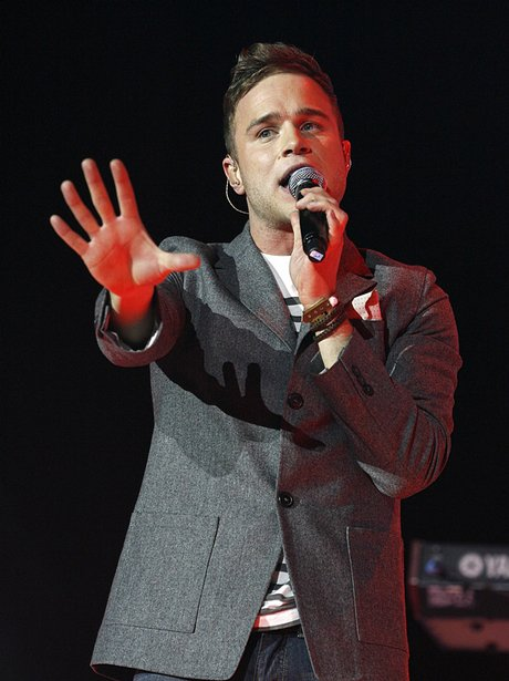 Jingle Bell Ball Olly Murs