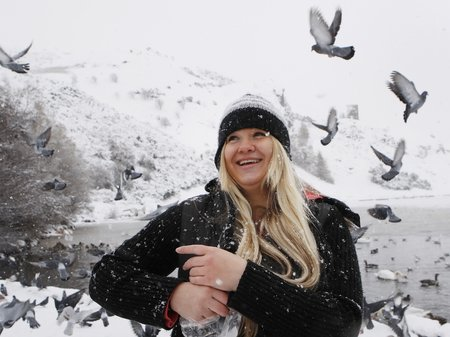 Snowy Snaps
