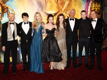 The Chronicles Of Narnia Cast Chronicles Of Narnia World Premiere