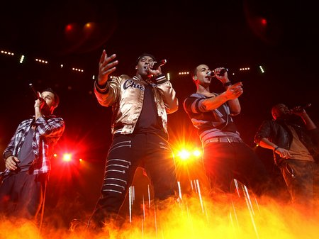 JLS - Jingle Bell Ball 2010