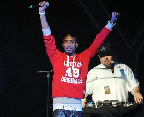 b.o.b live on stage