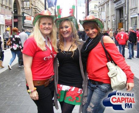Wales V Australia