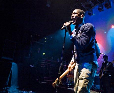 Labrinth performing at Koko