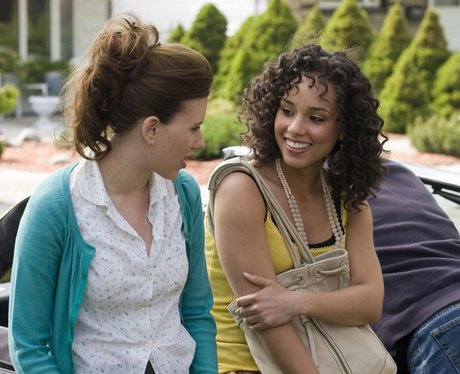 the nanny diaries with alicia keys
