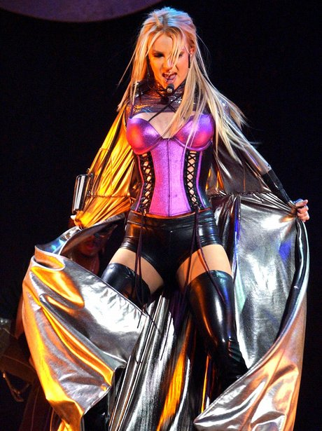 Britney Spears live
