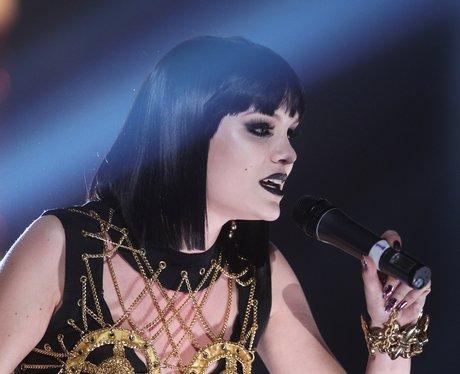 Jessie J performs live