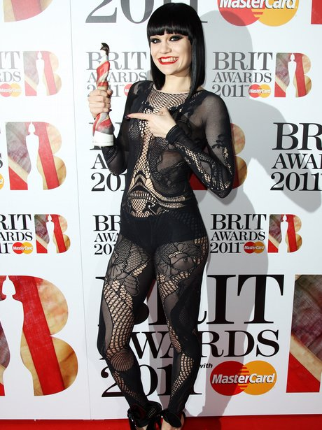 Jessie J The BRIT Awards 2011 - Nominations Announ