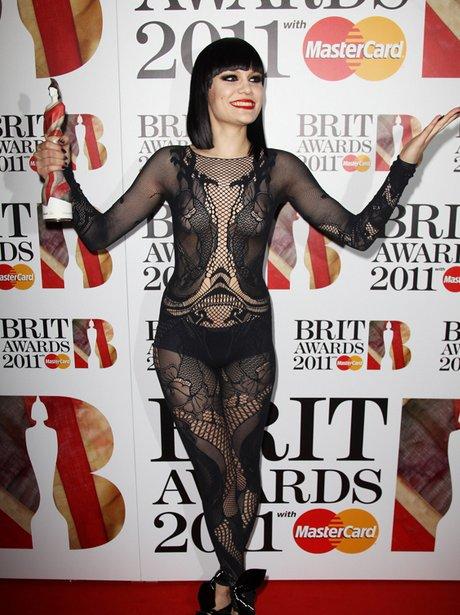 Jessie J The Brit Awards 2011 nominations