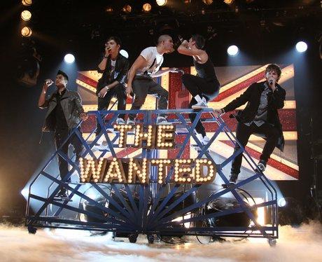 Live at the Brits Awards Nominations 2011