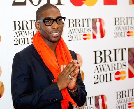 Tinie Tempah attends The Brit Awards 2011 nominati