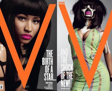 V Magazine Nicki Minaj
