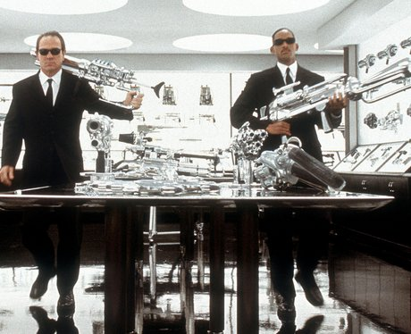 will smith the men in black