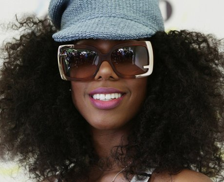 kelly rowland big hair