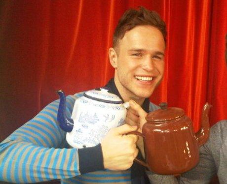 Olly Murs Breaks World Record