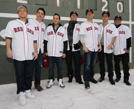 Backstreet Boys and The New Kids On The Block