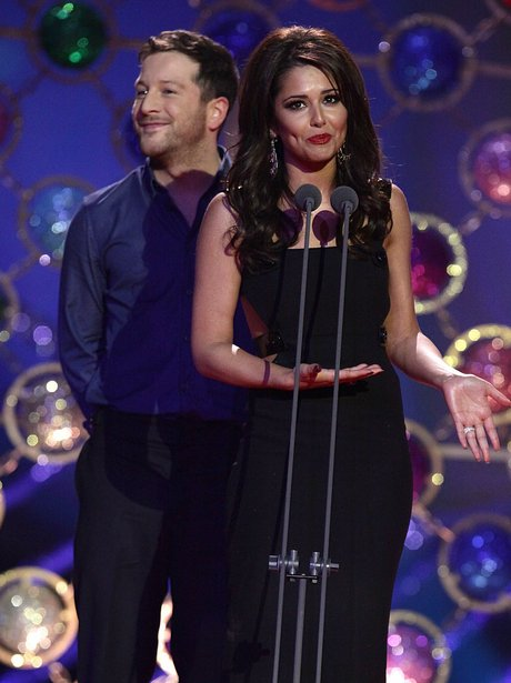 Cheryl Cole and Matt Cardle