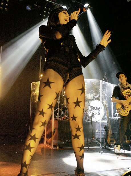 Jessie J performs live at Koko in London