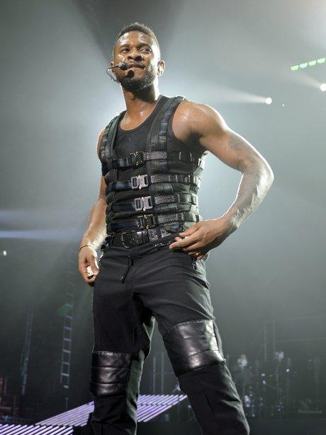 Usher in Paris