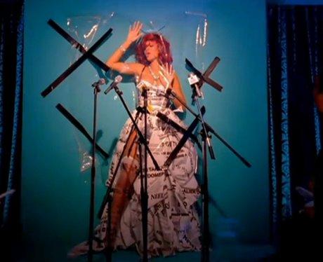 Rihanna S & M video