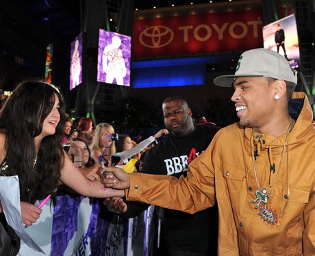 Chris Brown's #TeamBreezy