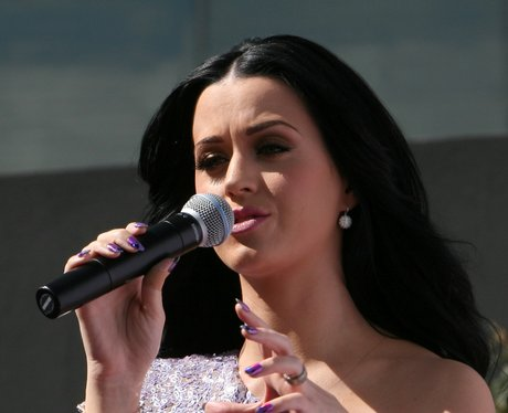 Katy Perry in Mexico