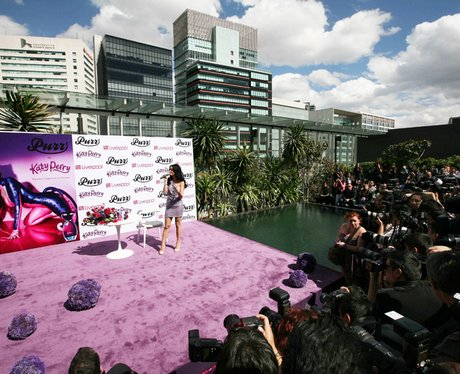 Katy Perry perfume launch