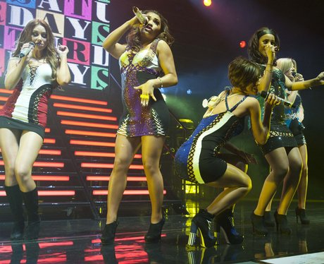 the saturdays headlines tour