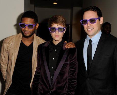 Justin Bieber: Never Say Never premiere