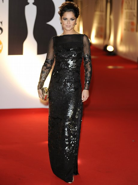 Cheryl Cole at the 2011 BRIT Awards