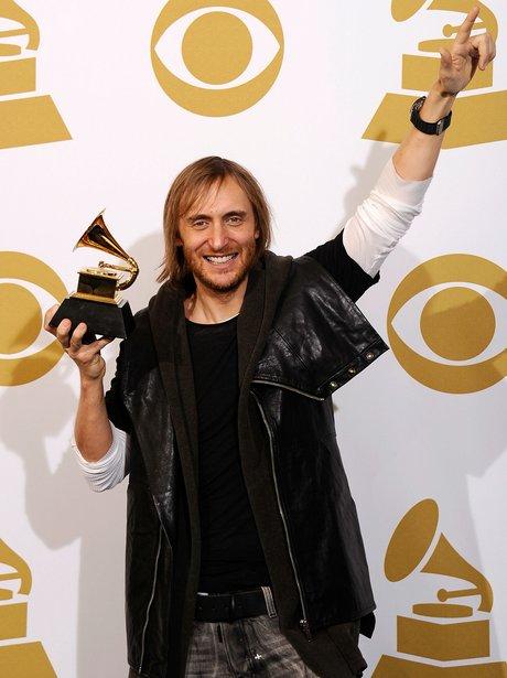 David Guetta this years Grammy Award Winners